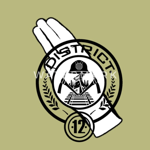 Hunger Games District 12 By Chillts Spreadshirt