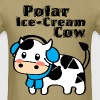 Polar Ice-Cream Cow - Men's T-Shirt