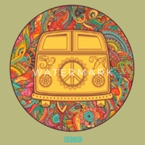 Hippie Wagon Mens T Shirt Spreadshirt