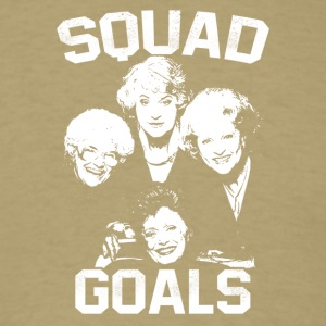 Women's Squad Goals T-shirt - Men's T-Shirt