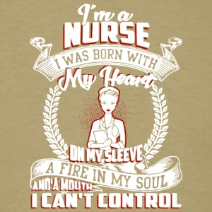 I'm A Nurse T Shirt - Men's T-Shirt