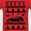 Lexus IS300 Sportcross-Gita Christmas - Men's T-Shirt