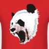 Crazy panda - Men's T-Shirt
