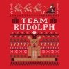 Rudolph Ugly Christmas - Men's T-Shirt
