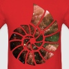 Cosmic Spiral - Men's T-Shirt