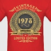 Vintage Perfectly Aged 1978 Limited Edition - Men's T-Shirt