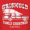 Griswold Family Christmas (Red) - Men's T-Shirt