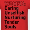 WOMEN: C U N T S - Men's T-Shirt