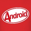 Android KitKat - Men's T-Shirt
