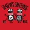 Season's greetings - Men's T-Shirt