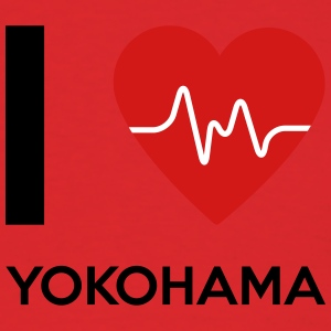 I Love Yokohama - Men's T-Shirt
