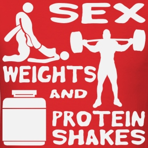 Sex, Weights & Protein Shakes  ©WhiteTigerLLC.com