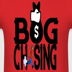 BAG CHASING TEES - Men's T-Shirt