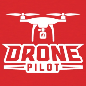 Drone Pilot Graphic Tee - Men's T-Shirt