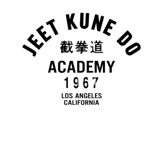 Bruce Lee Jet Kune Do Logo Men Hooded Ideal Gift