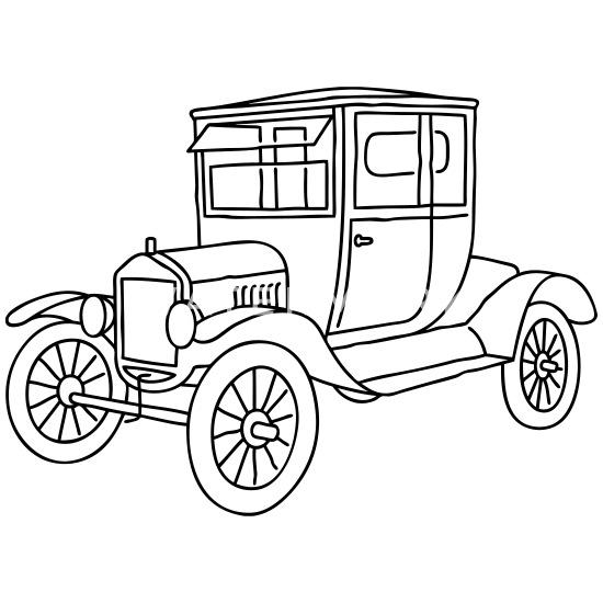 Oldtimer Model T Mens T Shirt