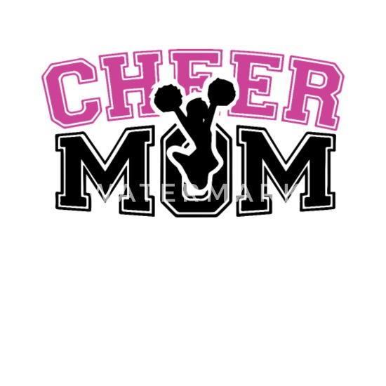 Cheer Mom Svg Vinyl Cutter Decal For Mugs Cars Svg Men S T Shirt Spreadshirt