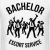 Bachelor Escort Service (Stag Party) - Men's T-Shirt