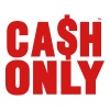 CASH ONLY - Men's T-Shirt