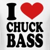 I Love Chuck Bass - Men's T-Shirt