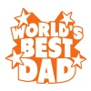 World's best Dad - Men's T-Shirt