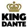 King dante name thing crown - Men's T-Shirt