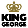 King george name thing crown - Men's T-Shirt