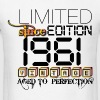 Limited Edition 1961 - Men's T-Shirt