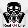 Real G4 Life! - Men's T-Shirt