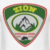 zion 1919.png - Men's T-Shirt