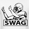 SWAG FOOTBALL PLAYER - Men's T-Shirt