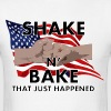 Talledega Nights Shake n' Bake - Men's T-Shirt