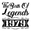 legends 1979 1.png - Men's T-Shirt