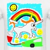 Elon Musk - Unicorn - Men's T-Shirt