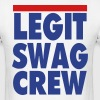 LEGIT SWAG CREW - Men's T-Shirt
