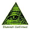 Illuminati Confirmed Meme - Men's T-Shirt