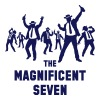 The Magnificent Seven (Drinking Team) - Men's T-Shirt