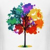 Color Tree - Men's T-Shirt