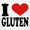 I Love Gluten - Men's T-Shirt