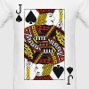 Jack of Spades - Men's T-Shirt