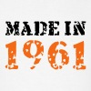Made in 1961 - Men's T-Shirt