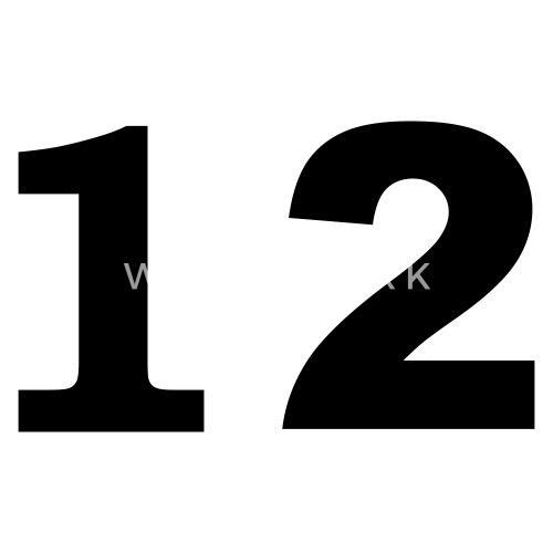 Number - 12