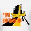 Civil Engineering - Men's T-Shirt