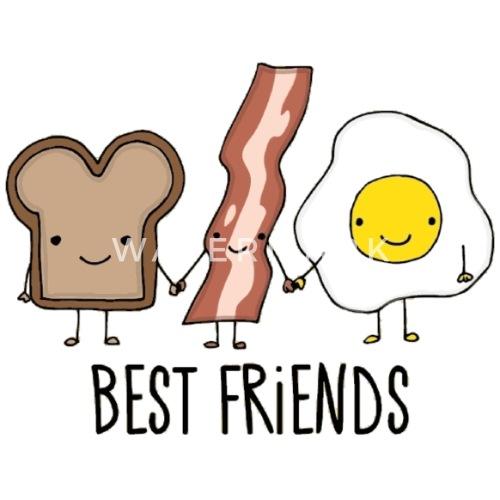Best Friends Breakfast By Menace013