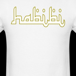 Habibi - Green Outline