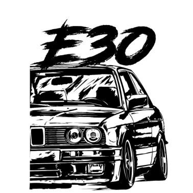 E30 M3 Mens T Shirt