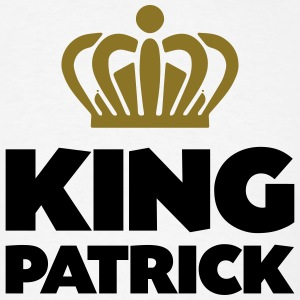 King patrick name thing crown