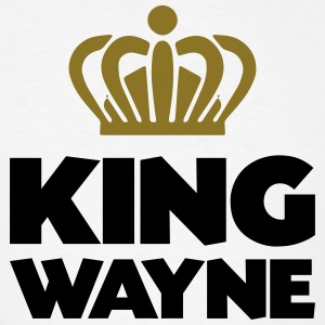 King wayne name thing crown
