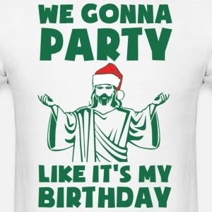 Party Like It's A Christmas Birthday