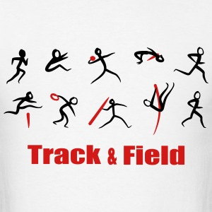 Athletics, Track and Field, Decathlon